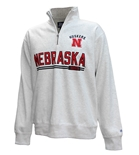 Nebraska Big Detroit Quarter Zip