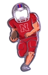 Nebraska Bottle Opener Magnet