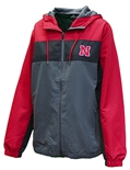 Nebraska Colosseum Full Zip Jacket
