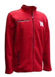 Nebraska Corded Fleece Full Zip Jacket