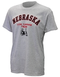 Nebraska Cow Tipping Team Tee