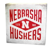 Nebraska Diamond Canvas