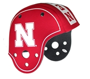 Nebraska Foam Rally Helmet