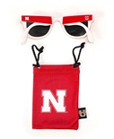 Nebraska Folding Wayfarer Sunglasses