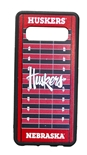 Nebraska Football Field Galaxy S10 Bump Case