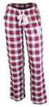 Nebraska Gals Plaid Sleepy Pants