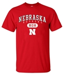 Nebraska Huskers Mom Tee