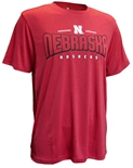 Huskers Double Chunk Hunk Performance Tee