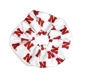 Nebraska Huskers Spirit Scrunchie