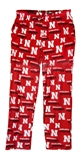 Nebraska Huskers Team Sleepy Pant