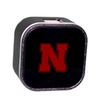 Nebraska Illuminated Wall Charger
