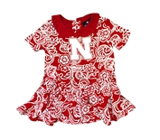 Nebraska Infant Girls Sasha Onesie Dress