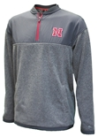 Nebraska Iso Quarter Zip