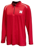 Nebraska JJ 1/4 Zip Windshirt