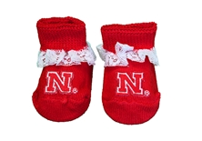 Nebraska Lace Bootie Gift Set