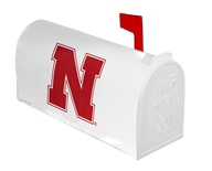 Nebraska Magnetic Mailbox Cover