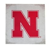 Nebraska N Canvas