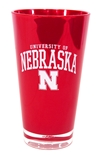 Nebraska Pint Glass
