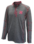 Nebraska Platonish Quarter Zip