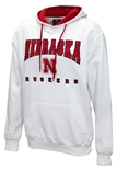 Nebraska Playbook Embroidery Col Hoodie