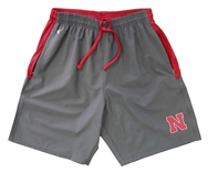 Nebraska Ralphio Athletic Short