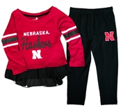 Nebraska Ruffle Formation Set