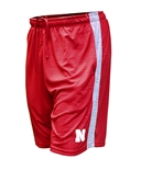 Nebraska Side Stripe Short