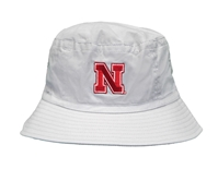 Nebraska Sunny Bucket Topper - Gray