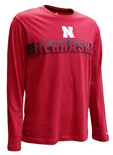 Nebraska Thoon Stripe LS
