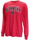 Nebraska University Long Sleeve Tee