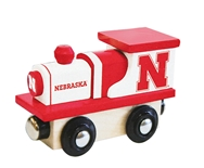 Nebraska Wooden Toy Train Engine