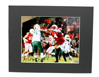 Randy Gregory Autographed Print