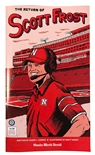 The Return of Scott Frost Comic Book