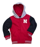 Toddler Nebraska Gonzo FZ Jacket