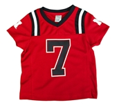 Toddlers Nebraska 7 Jersey Shirt
