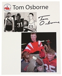 Tom Osborne State High School Hall of Fame Print