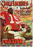 Tommie Frazier 1995 Poster