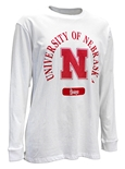 University of Nebraska Diego LS Tee