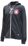 University of Nebraska Versatile Full Zip Hood
