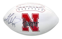 Wistrom Signed Cornhuskers Football