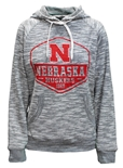 Womens Huskers High Spirits Maverick Hoodie