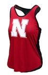 Womens Huskers Trail Tank