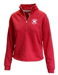 Womens Huskers Victory Springs Quarter Zip