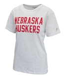 Womens Nebraska Huskers All American Tee