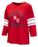 Womens Nebraska Huskers Athletic Dept. LS Tee