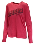 Womens Nebraska Huskers Keeper LS Tee