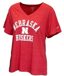 Womens Nebraska Intramural BF Tee