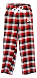 Womens Nebraska N Flannel Pant