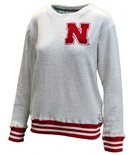 Womens Nebraska Santa Rosa Comfy Terry