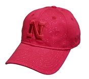 Womens Sparkle Nebraska Cap